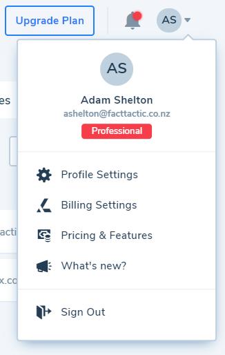 Account-profile