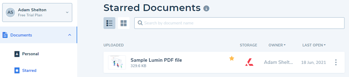 Document-starred-page