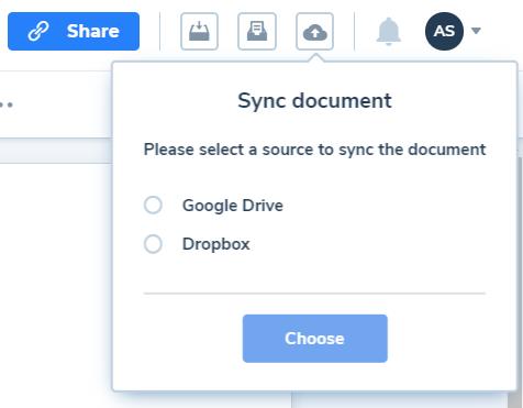 Make-a-copy-button